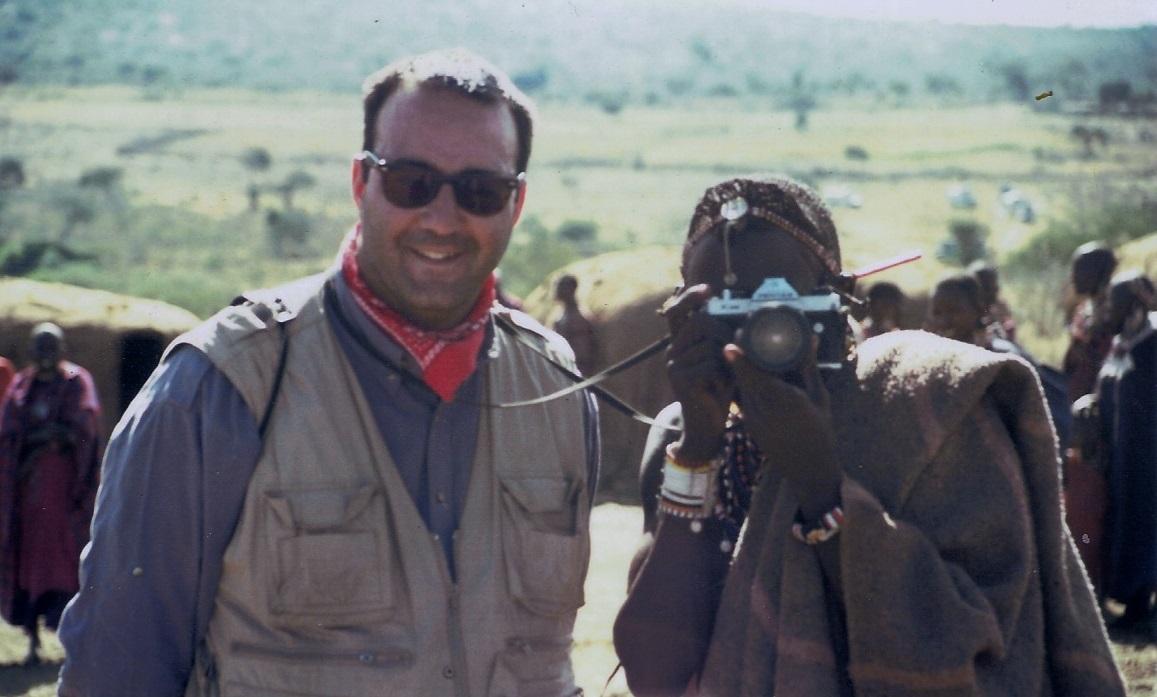 Viaggia con Michele - Tanzania 1995